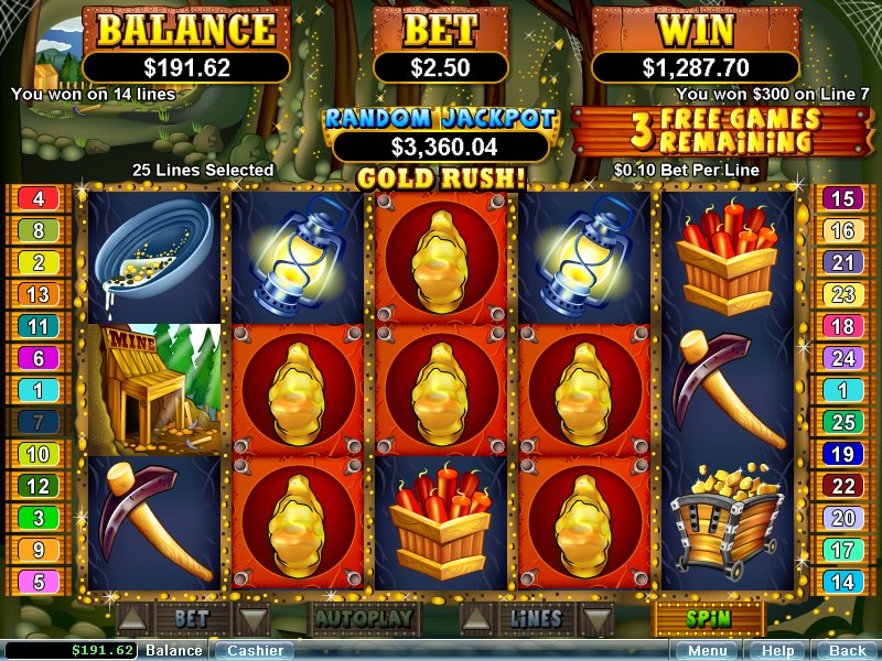 Pay Dirt Slot Free Spins Slots of Vegas Casino
