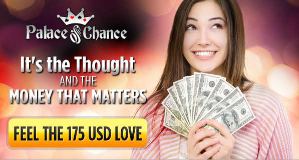 Palace of Chance Casino Mothers Day No Deposit Bonus