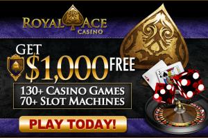 Royal Ace Casino Free No Deposit Bonus