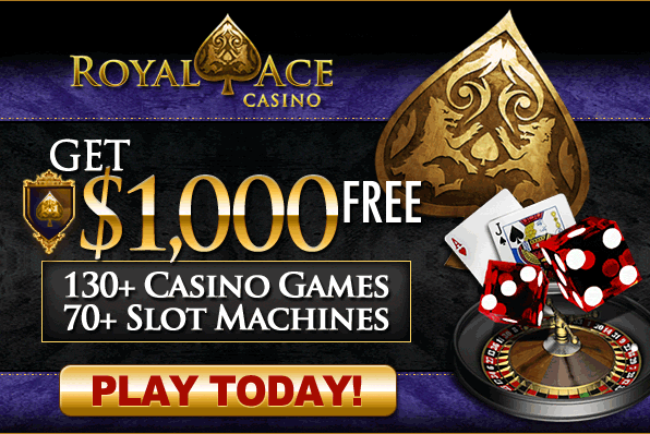 No Deposit Royal Ace Casino Bonus