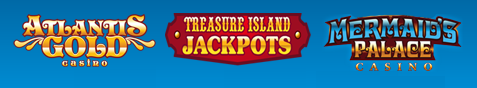 Treasure Island Jackpots Casino Bonuses October 26