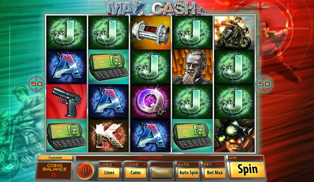 casino online slot briliant