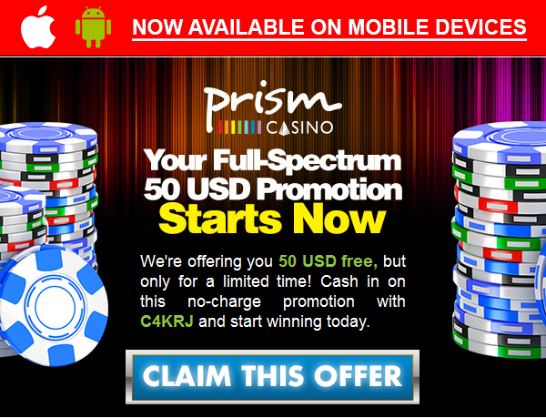 prism online casino biggest quasar