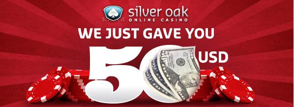Silver Oak Casino Free No Deposit Code