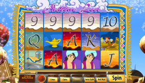 Free Spins Aladdins Loot Slot