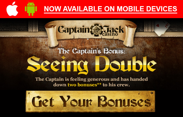 Captain Jack Casino Bonus Codes