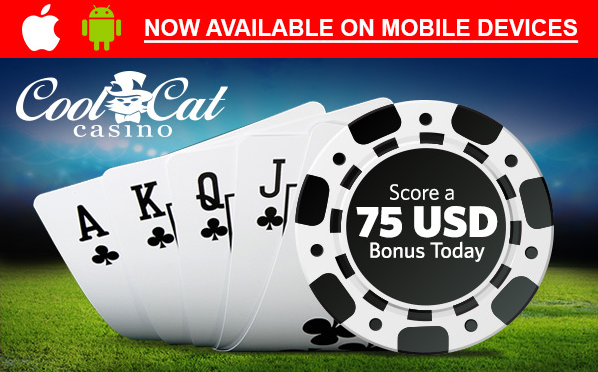 Cool Cat Casino Free Bonus Coupon Code