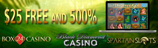 Top Game Casinos No Deposit Bonus