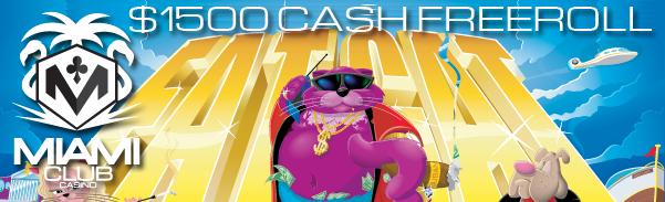 Cash Casino Freeroll