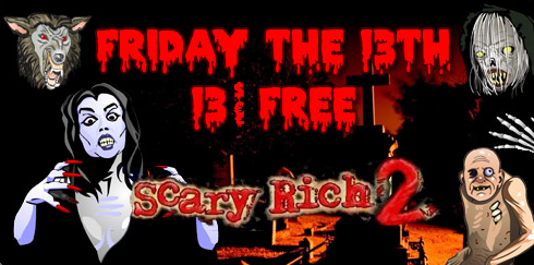 Friday the 13th No Deposit Bonus