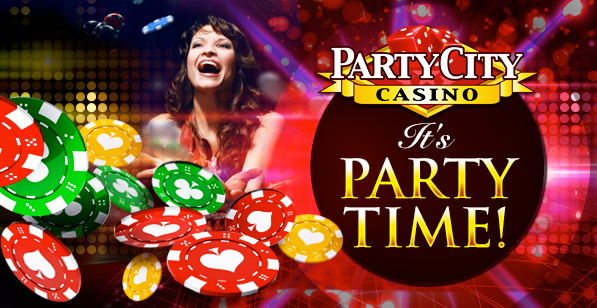 No Deposit Free Bonus Party City Casino