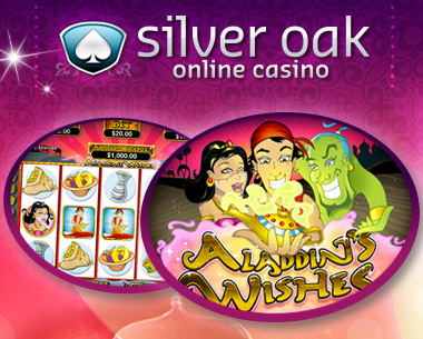 Silver Oak Casino Free Spins