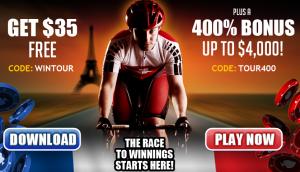 Tour De France Casino Bonuses