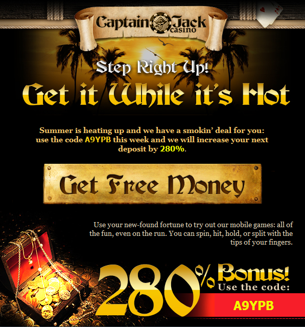 July 2014 Casino Bonuses