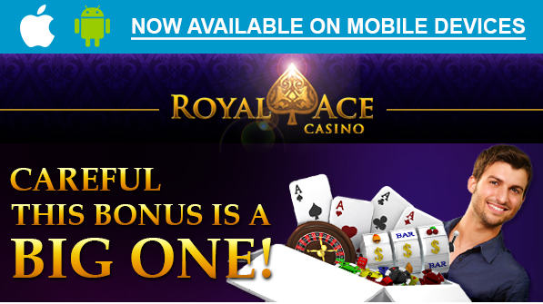 royal ace casino bonus code