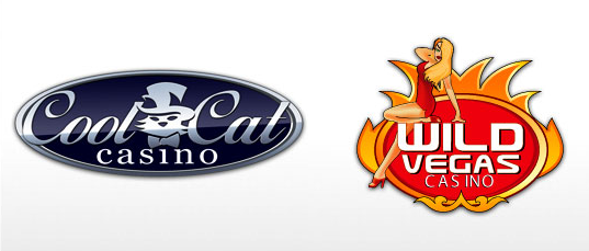 Cool Cat Casino and Wild Vegas Casino No Deposit