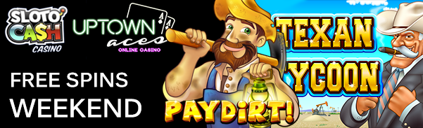 Weekend Free Spins