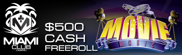 Miami Club Casino Freeroll