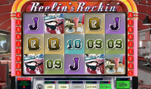 Reelin N Rockin Slot Bonuses October 20 to 21