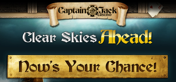 Captain Jack Casino Free Chip Bonus