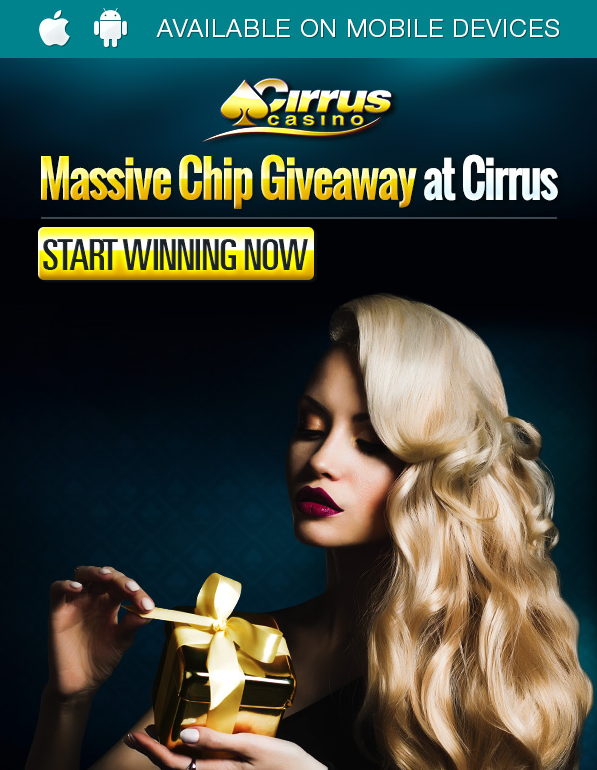 Cirrus Casino Free Chip