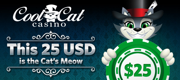 Free No Deposit Bonus Cool Cat Casino