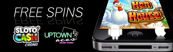 Hen House Mobile Slot Free Spins