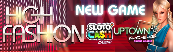 High Fashion Slot Free Spins