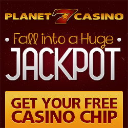 Fall 2014 No Deposit Bonus Planet 7 Casino