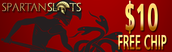 Spartan Slots Free Casino Chip