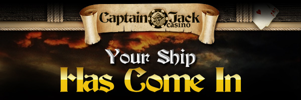 Best Captain Jack Casino Bonuses - 1