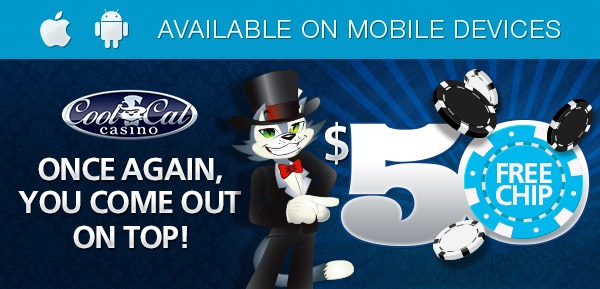 No Deposit Casino Bonus Code Cool Cat
