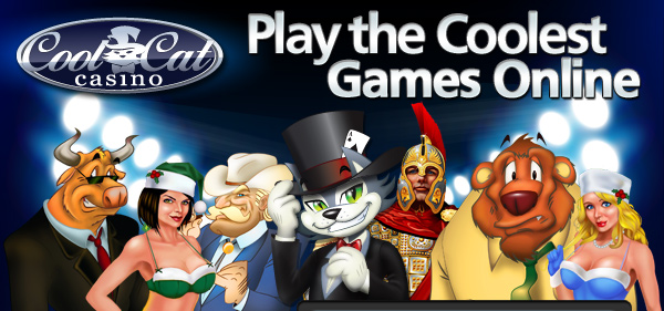 Cool Cat Casino Free Bonus No Deposit