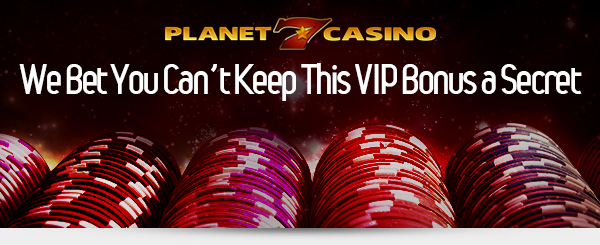 Free No Deposit Bonus Planet 7 Casino