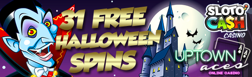 Halloween Free Spins Casino Bonuses