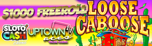 Loose Caboose Slot Freeroll