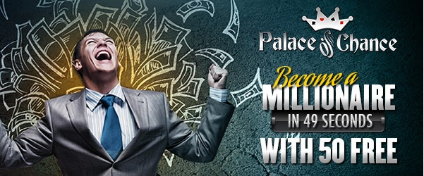 Palace of Chance No Deposit Code