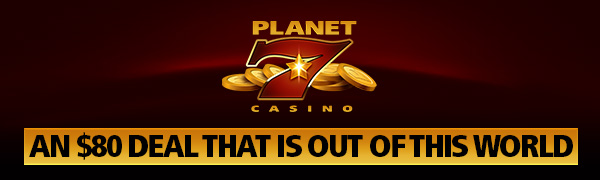Free No Deposit Planet 7 Casino Bonus