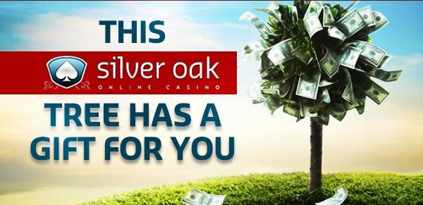 No Deposit Silver Oak Casino Bonus
