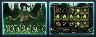 Voodoo Magic Slot No Deposit Bonus