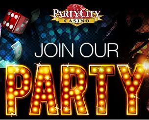 Party City Casino Sign Up Bonuses