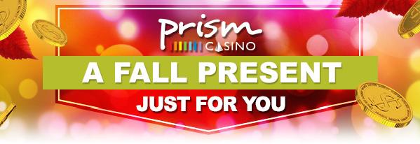 Free Casino Bonus Prism Casino