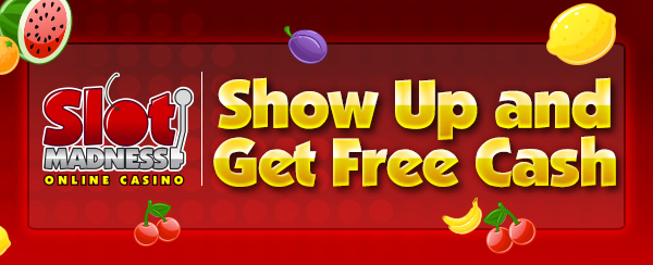 Slot Madness Casino Free Bonus Coupon