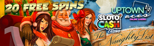 The Naughty List Slot Free Spins