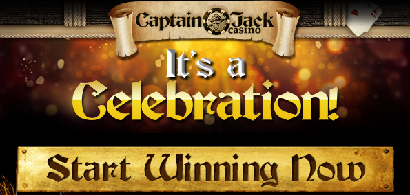 Captain Jack Casino New Year 2015