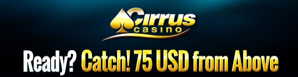 No Deposit Casino Bonus Code Cirrus Casino