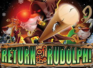 Return of the Rudolph Slot Free Spins Aladdins Gold Casino