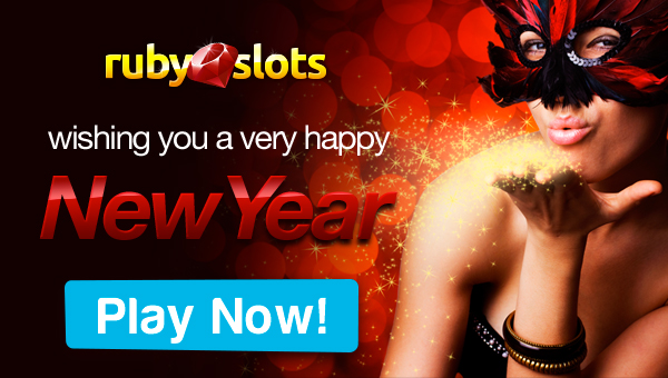 Ruby Slots Casino New Years 2015