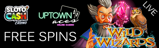 Wild Wizards Slot Free Spins