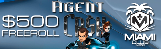 Agent Cash Slot Freeroll